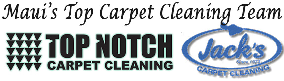 Top Notch Carpet Cleaning Maui